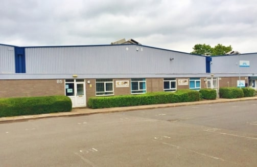Haybrook Industrial Estate comprises twenty nine industrial/warehouse units arranged in four terraces. The units are of steel portal frame construction with brick/block elevations and profiled steel cladding above....