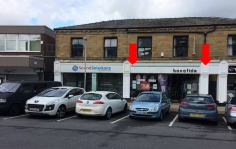 LOCATION\n\nThe property occupies a mid parade position on Keirby Walk, which is adjacent to St James Street, the main thoroughfare leading to Charter Walk Shopping Centre. The property is within close proximity to Burnley Bus Station and benefits fr...