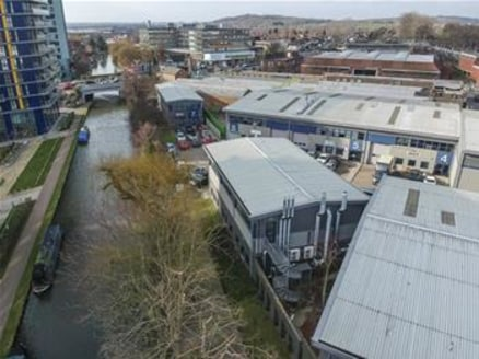 Situated within a modern Business Park, the premises comprise a modern detached, two storey hybrid business unit incorporating warehouse/storage space to the ground floor with ancillary office accommodation arranged over a concrete first floor with s...