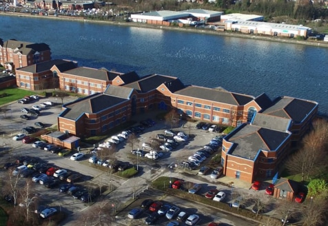 Prestigious waterfront offices at ground and first floor level providing the following features:  *Individual open plan offices (capable of tenant partitioning)  *Secured lobby entrance  *Suspended ceiling incorporating recessed CAT II lighting  *Ful...