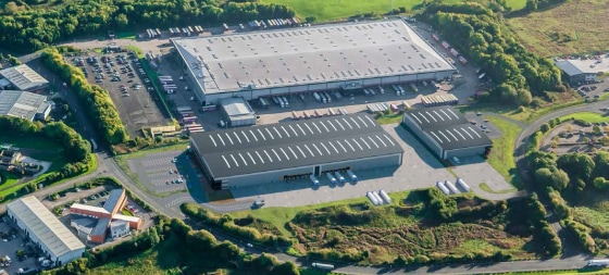 Ready made 41,000 sq ft manufacturing and logistics building with magnificent motorway access ready for occupation Autumn 2018.    4,000 sq ft fully fitted first floor offices   10m to underside of haunch   4 drive in loading doors   42m deep yard...