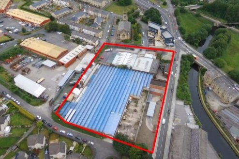 A prime development site extending to 2.36 acres directly opposite the Victoria Mill University Campus. The rectangular site has 125m frontage to Trafalgar Street and is positioned on Trafalgar Street being half a mile from both junction 10 of the M6...