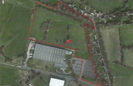 The site comprises a substantial plot of vacant development land, which is self-contained and has direct access off Hortonwood 60. It currently comprises largely of open land, which is bounded by mature hedgerows, together with a surfaced car parking...
