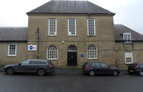 LOCATION\n\nThe Exchange is situated on Spring Lane, close to its junction with North Valley Road that is within a ¼ of a mile of Junction 14 of the M65.\n\nDESCRIPTION\n\nThe former Labour Exchange was converted and refurbished as a serviced office....