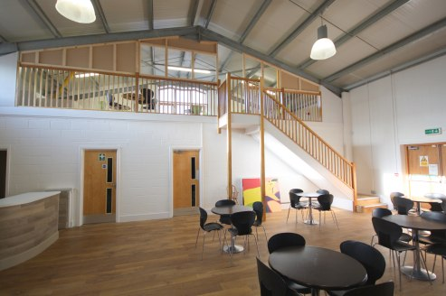 p>\n The Play Barn is a children's indoor play centre which has recently undergone considerable refurbishment and is now ready to be leased. The property comprises of the following accommodation: From the car park which has 50 parking spaces is...