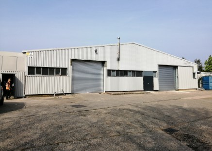 Two Industrial/Warehouse Units  North Building - 1,029.64 sq m (11,083 sq ft)  South Building - 1,074.98 sq m (11,571 sq ft)  Total Size - 2,104.61 sq m (22,654 sq ft)
