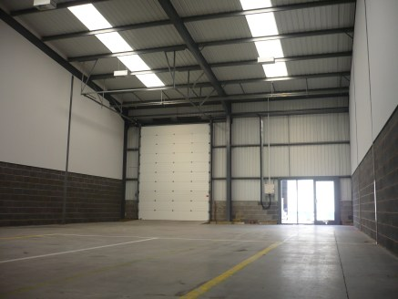 Unit 8, provides modern warehousing / industrial accommodation of steel portal framed construction with an eaves height of 6 metres. The walls are a mix of cavity blockwork and skin profile steel, with a roof externally clad in profile steel, with fi...
