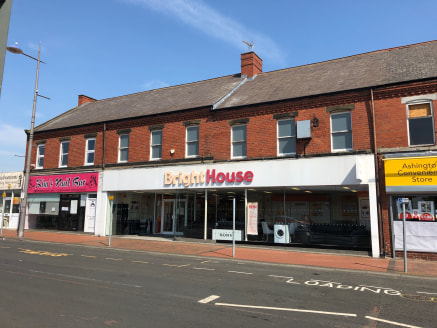 RETAIL ACCOMMODATION  Location   Ashington is a busy town in Northumberland with an estimated population of some 27,900. The town is 15 miles north of Newcastle upon Tyne and benefits from good transport links, providing direct access to the A189 Spi...
