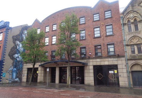 Charles House, 103 – 111 Donegall Street, Belfast, BT1 2FJ, | OKT (O'Connor Kennedy Turtle) - Commercial Property Consultants