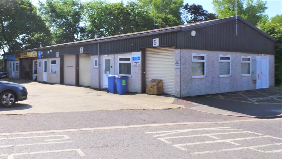 This parade of six similar industrial units are of steel portal frame construction, having modular concrete cladding under an insulated profile asbestos fibre cement roof.   The units were constructed we believe in the early 1980s and having been let...