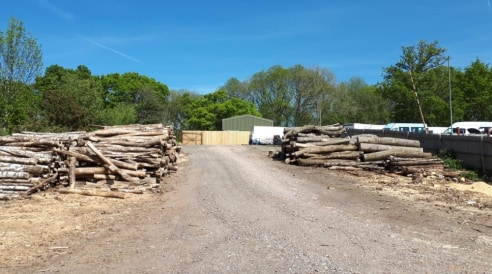 Timber Yard For Sale - Freehold