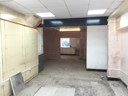 Amco Commercial are pleased to offer this Ground floor retail premises with A1 planning use.  The premises are on the entire ground floor and are immediately available to occupy.  Accommodation - The premises offers its own ground floor entrance with...
