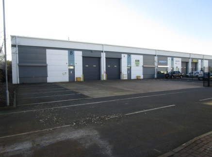 UnIts 7 & 8 Percy BusIness Park are modern, end of terrace IndustrIal/warehouse unIts totallIng 8,477 sq ft (787.8 sq m). SpecIfIcatIon * Steel portal frame constructIon * Eaves heIght rIsIng from 6.6m to 8.1m * Concrete floor wIth a loadIng of 37......