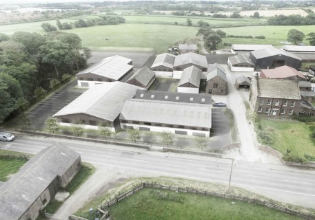 Bradkirk Business Park comprises 9 fully refurbished and modernised former agricultural buildings which will be suitable for a variety of trade, warehouse and workshop uses. The park will be provided with:   * 3 phase electric  * Unrestricted 24 hour...