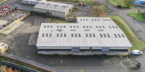 Industrial Warehouse/Workshop with Fully Enclosed Dedicated Yard