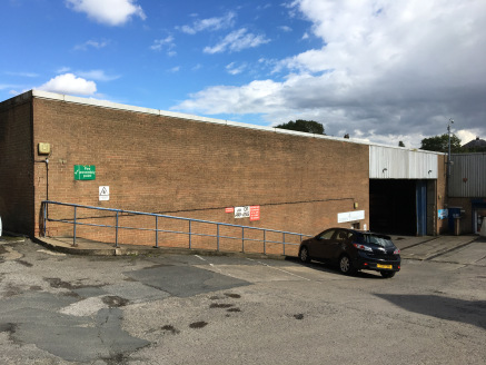 The property briefly comprises modern steel framed and brick clad single storey industrial warehouse/production unit that will benefit from;  Drive-in access via a full height roller shutter door  Solid concrete floor  Minimum working eaves height of...