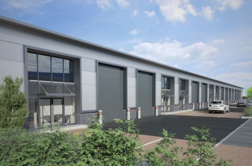 SIMONSTONE BUSINESS PARK, BLACKBURN ROAD, SIMONSTONE - Petty Chartered Surveyors