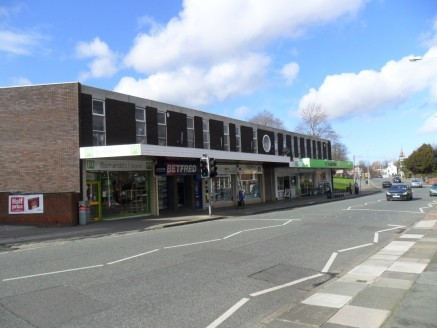 <p>Prominently located on Church Road in Bebington, this attractive neighbourhood retail parade provides a co-op food store at ground level along with other complimentary retailers in adjoining units.</p>  <p>Residential flats are located above, acce...