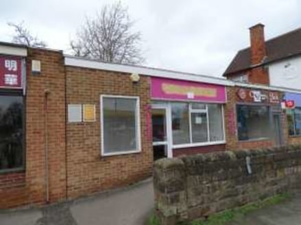 Retail unit with total Net Internal Area of 19.7 sq.m. / 212 sq.ft. Prominent location in a busy trading position in the heart of Littleover Village. Suitable for A1 use, may be suitable for other use (subject to planning)....