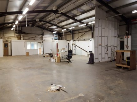 A 11,198 sq ft industrial / warehouse unit situated on the well-established Hoo Farm Industrial Estate. Located in a secure gated yard off of Edwin Avenue.