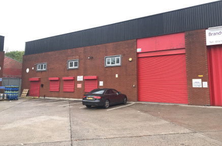 The property comprises an industrial unit of steel portal frame construction with brick/blockwork elevations beneath a pitched cement sheet roof. The unit has concertina loading door access and an eaves height of approx. 5.2 metres with 7.1 meters to...