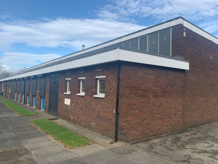 - Refurbished end terraced industrial/workshop.  - Office and w/c facilities.  - Electric roller shutter.  - Gas blower heating.  - Small enclosed gated yard.  - Ample car parking.  - Excellent transport links.