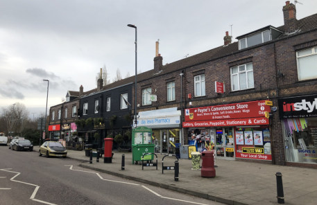 The ground floor shop benefits from a fully glazed shop front, and is open plan in nature. There are WC and kitchen facilities with additional office/storage to the first floor. The property is available to let by way of assignment of the existing le...