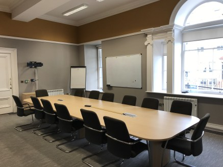 HIGH QUALITY REFURBISHED OFFICE ACCOMMODATION OVER TWO FLOORS PLUS BASEMENT STORAGE**<br><br>The Old Town Hall was comprehensively refurbished in 2014 and now provides high quality modern office accommodation over ground and first floors, plus storag...