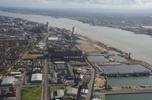 LIVERPOOL - TO LET - Various sites available for use as open storage land. Plots available from 0.5 Acres up to 20 Acres.