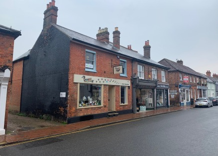 The property is in the centre of the village fronting the high street. Amersham and High Wycombe are approximately 5 miles and 6 miles to the South East and South West respectively. As well as retail and leisure facilities, the village itself has a m...