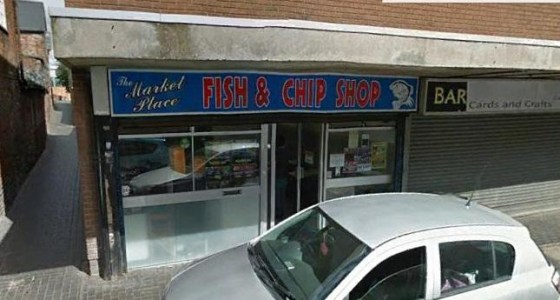 Freehold chip shop...