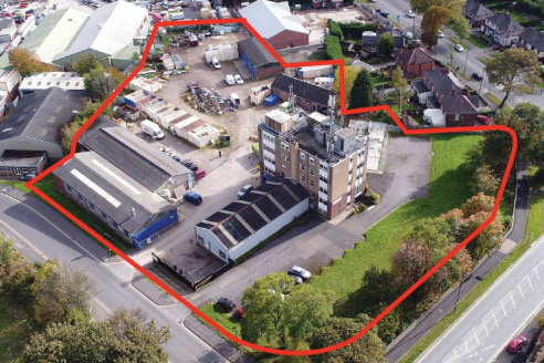 INVESTMENT / REDEVELOPMENT OPPORTUNITY