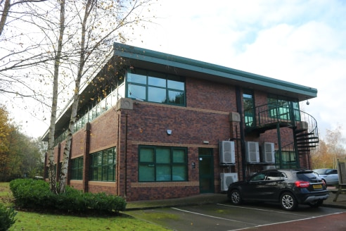 Modern, detached office premises providing the following features:   Full access raised floors   Comfort Cooling   Open Plan Accommodation   Kitchen   Gas Central Heating   Extensive on site car parking spaces   Male, female & disabled WC facilities...