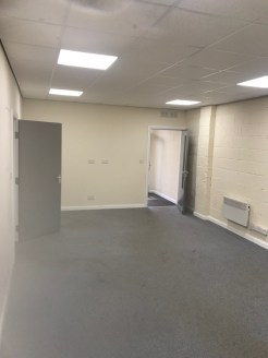 A single storey, steel framed workshop unit with brick elevations and set beneath a pitched and profile sheet roof covering.  Internally, the property is arranged over ground floor only to include a mix of well presented offices with small reception/...