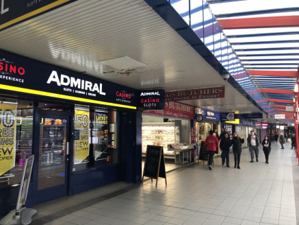 The premises is situated in South Walk, Basildon forming a busy covered parade of similar units fronting Basildon Town Centre's main bus station. South Walk forms one of the town's main retail areas and links into The Eastgate Shopping Centre.