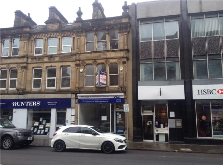 Summary  • Self-Contained A2/Office Premises  • 149.42 Sq M (1,608 Sq Ft) of Accommodation over Five Floors  • Town Centre Location Adjacent to Other Professional Occupiers  Description  The subject premises comprise a self-containe...