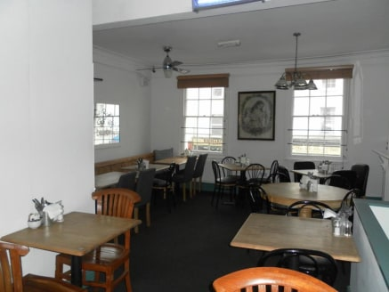 Independent Restaurant & Cafe located In Royal Leamington Spa Licensed (76 internal covers & 12 external)\n\nRef 2129\n\nLocation\n\nThis respected Restaurant & Cafe is located within a prominent and highly visible location on the main thoroughfare i...