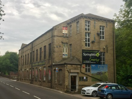 Occupying a Canal side position on the Hebble & Navigation Canal, the property comprises a 4 storey (5 floors) traditional stone built mill currently used for the retail of camping equipment and recently having obtained Planning Consent for conversio...