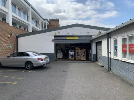 A single storey warehouse unit providing approximately 2,900 sq ft of storage space with ancillary office and wc facilities. The unit has an internal eaves height of approx 18 ft and is accessed via a secure gated yard which is shared with other adjo...
