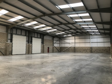Corinium 62 comprises 6 high quality industrial / trade counter units situated in a prominent position on the junction of Premier Way North and A6539. The wider location is considered to be an established trade counter / industrial location. Unit 4 h...