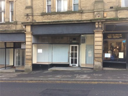 Summary  Town Centre Retail Unit  Suitable for a Variety of Uses (subject to consents)  Sales Area 553 sqft (51.4 sqm)  Ideal for Small Businesses  Description  The property forms part of a double retail unit which may be divided into two if required...
