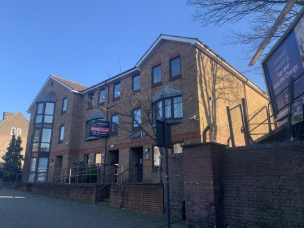 Churchill Court is a popular courtyard office development of 11 buildings all arranged over ground and two upper floors. At Unit 2 we are offering the ground and part first floor comprising 878 sq ft of good quality office space which is available im...