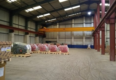 Modern Warehouse Unit of c. 15,823 sq ft\n\nBallyclare forms part of the Newtownabbey Council Area, which has a population of c. 85,000 persons....