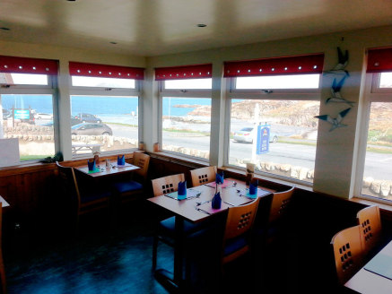 Popular Bar and Restaurant with 4-Bed Bungalow plus Extensive Staff/Family Accommodation, with Splendid Sea Views.<br><br>* Popular and busy Inn situated in the beautiful Village of Fionnphort on the popular Island of Mull with stunning seaward views...