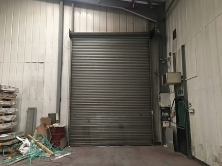The subject property comprises a self-contained warehouse / industrial unit, which is situated on a secure site. The unit is of steel portal frame construction, with clad elevations and benefits from roller shutter access to the rear elevation. Inter...