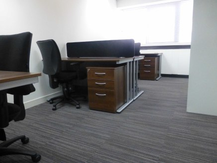 A modern office building arranged over first and second floor with an impressive ground floor reception. The offices are fitted to a high standard and provide a range of sizes. There are boardroom facilities available for separate rental and parking...
