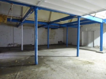 The property comprises a warehouse/storage unit which is internally accessed and forms part of the Langley Mill complex. The unit is accessed via a communal corridor and has roller shutter loading door access with a ramp that leads to a lower ground...