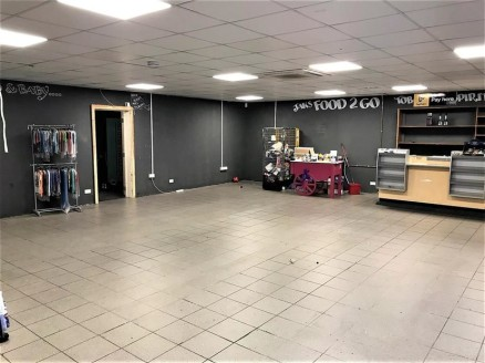 The premises was previously trading as a convenience store\n\nThe unit is currently empty and is offered with vacant possession.\n\nACCOMMODATION\n\nThe property provides the following accommodation:\n\nGround Retail Zone A 61m2 656 sq ft\nGround Ret...