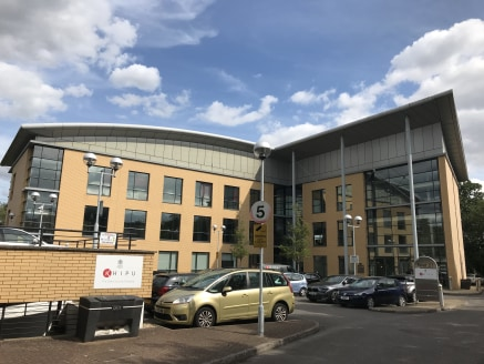 Fleet 27 is situated in Ancells Business Park and comprises a modern 3 storey detached office building with an impressive double height reception area.<br>The high quality open plan floor plates benefit from full height glazing with outstanding views...