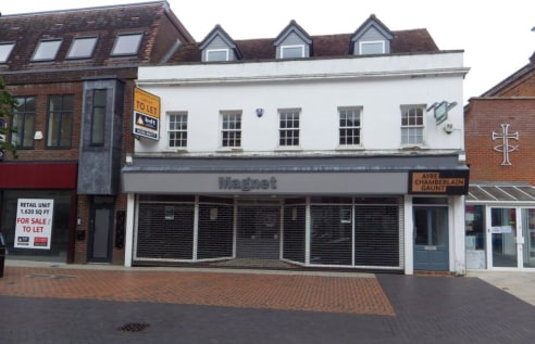Large Ground Floor Retail Premises